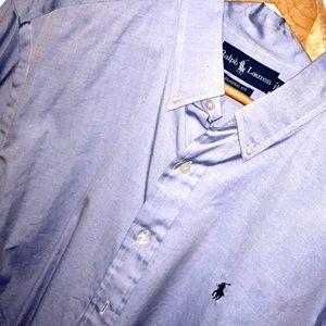 Ralph Lauren Light Blue Dress Shirt